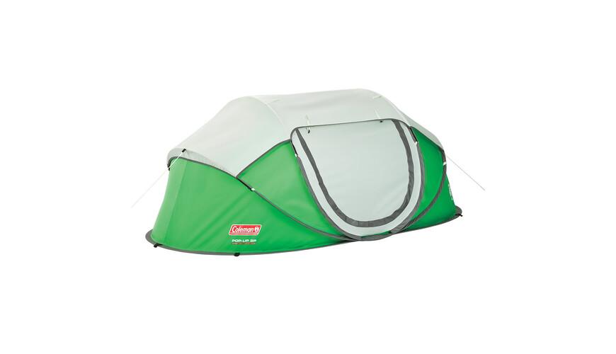 Coleman Galiano 2 tent groen